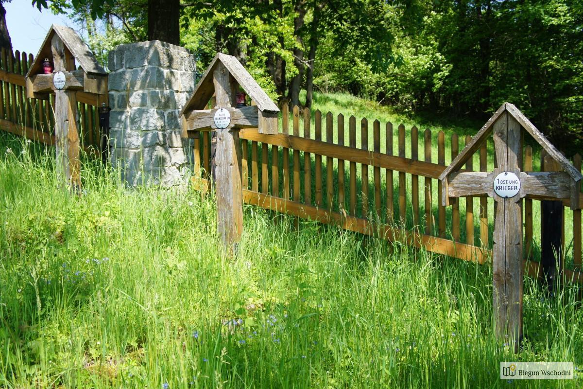 Weekend W Beskidzie Niskim. Cmentarz Wojenny Nr 62 W Banicy