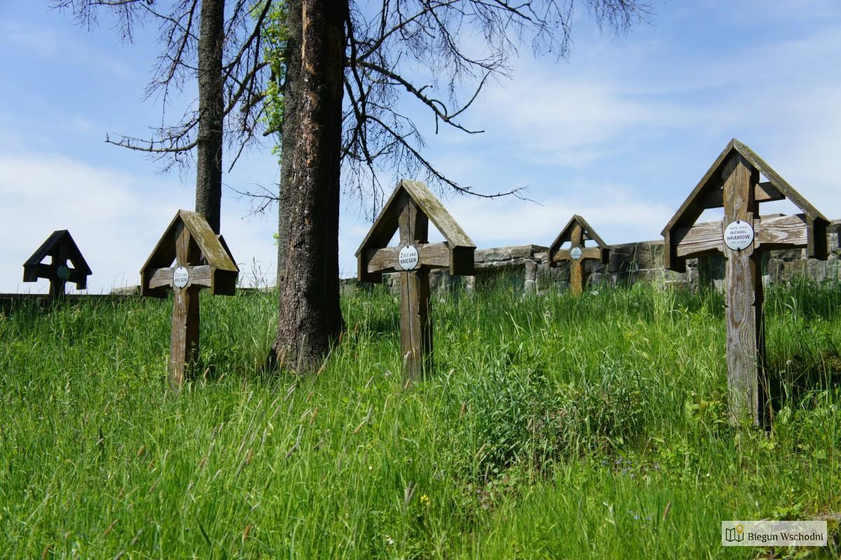 Weekend W Beskidzie Niskim. Cmentarz Wojenny Nr 62 Banica