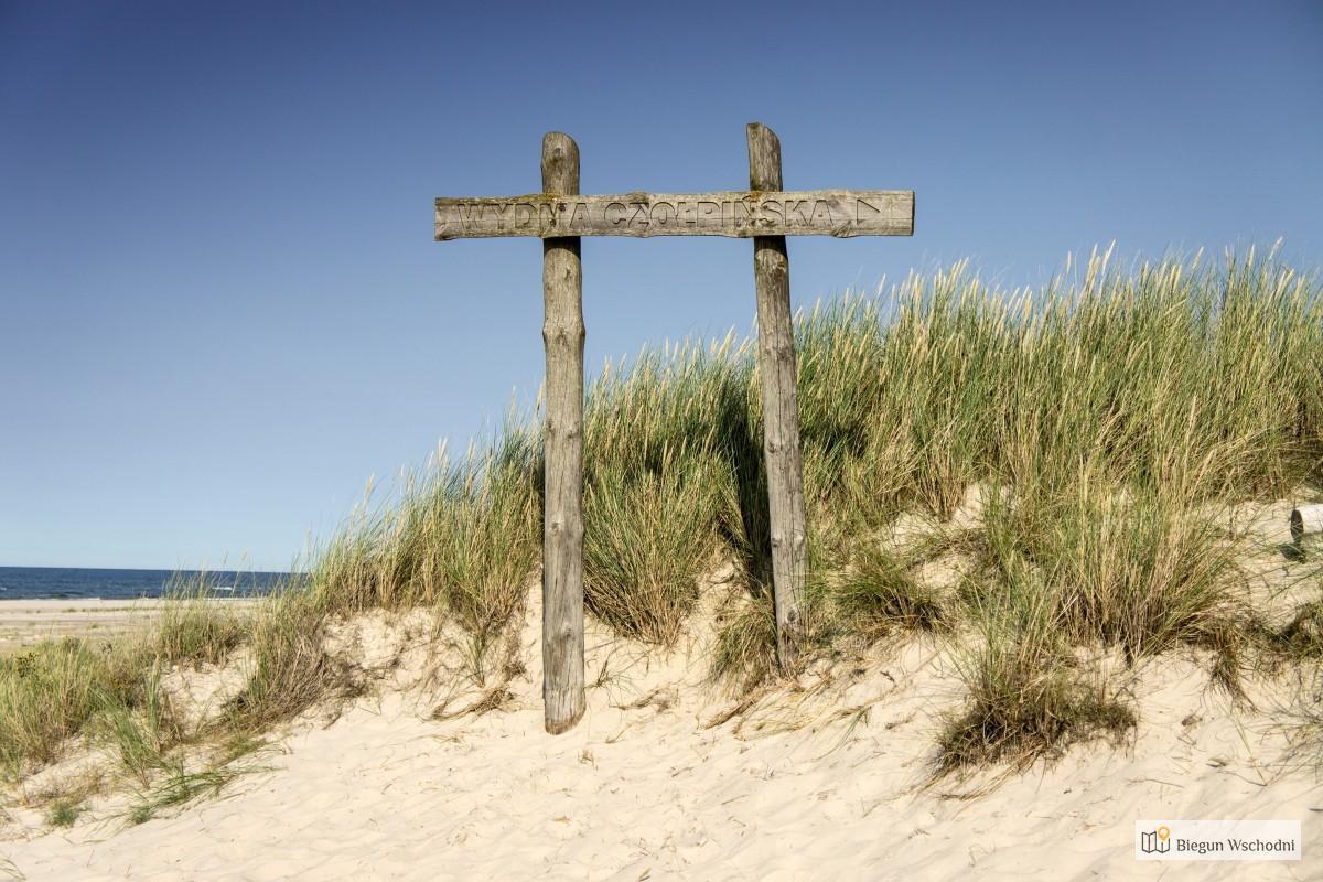 Wydma Czołpińska – Pustynny Krajobraz Kilka Kroków Od Morza