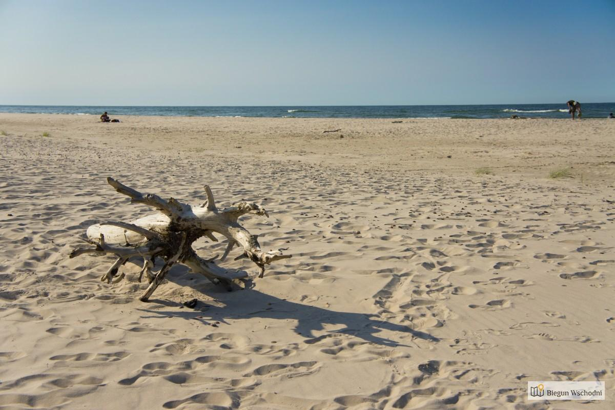 Najpiękniejsza plaża Bałtyku - Słowiński Park Narodowy