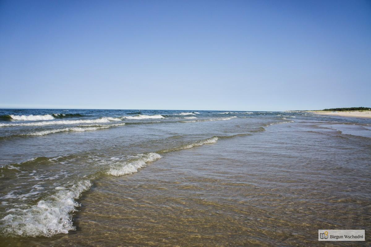 Słowiński Park Narodowy i najpiękniejsza plaża w Polsce