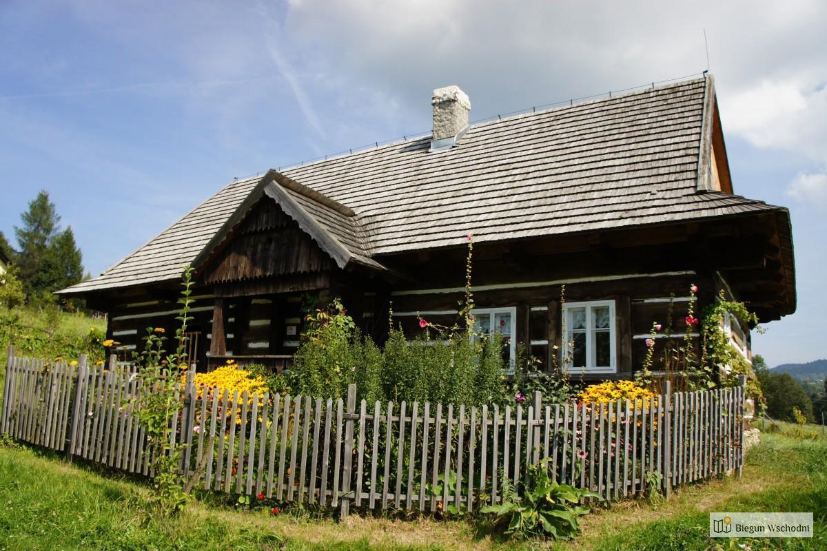 Skansen, park etnograficzny w Ślemieniu koło Żywca