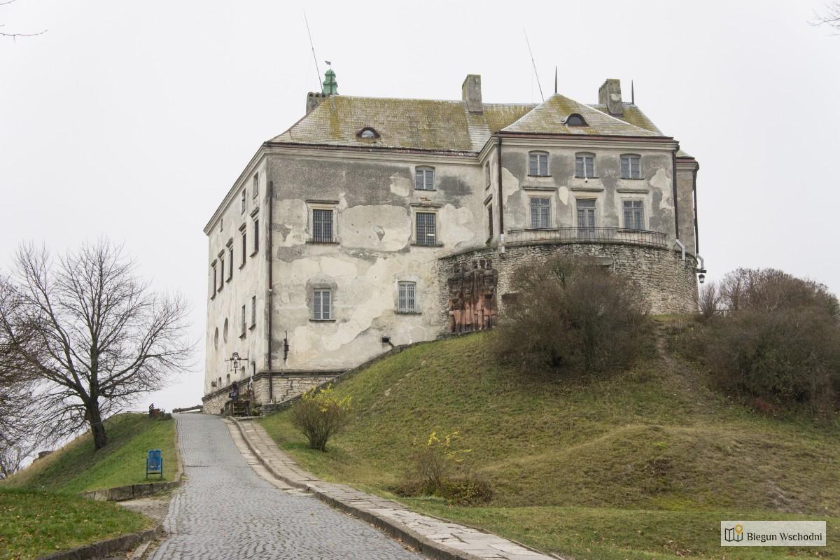 Zamek w Olesku, Złota Podkowa Lwowa, Olesko