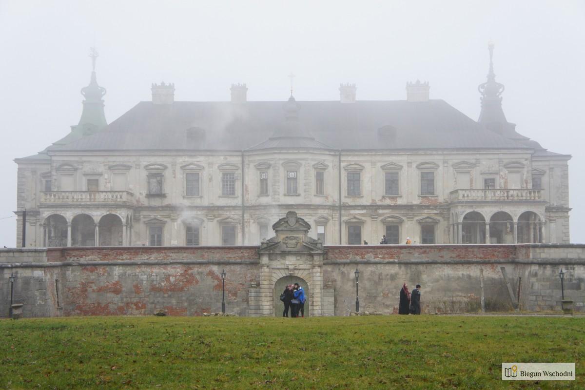 Pałac w Podhorcach, Złota Podkowa Lwowa