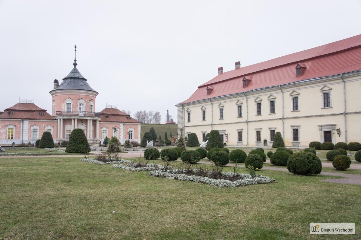 Złoczów, zamek w Złoczowie - Złota Podkowa Lwowa