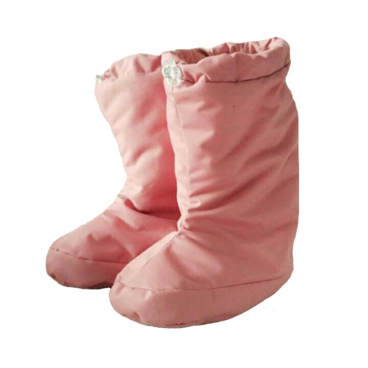 Akcesoria chustowe, noszenie dziecka zimą - buciki chustowe