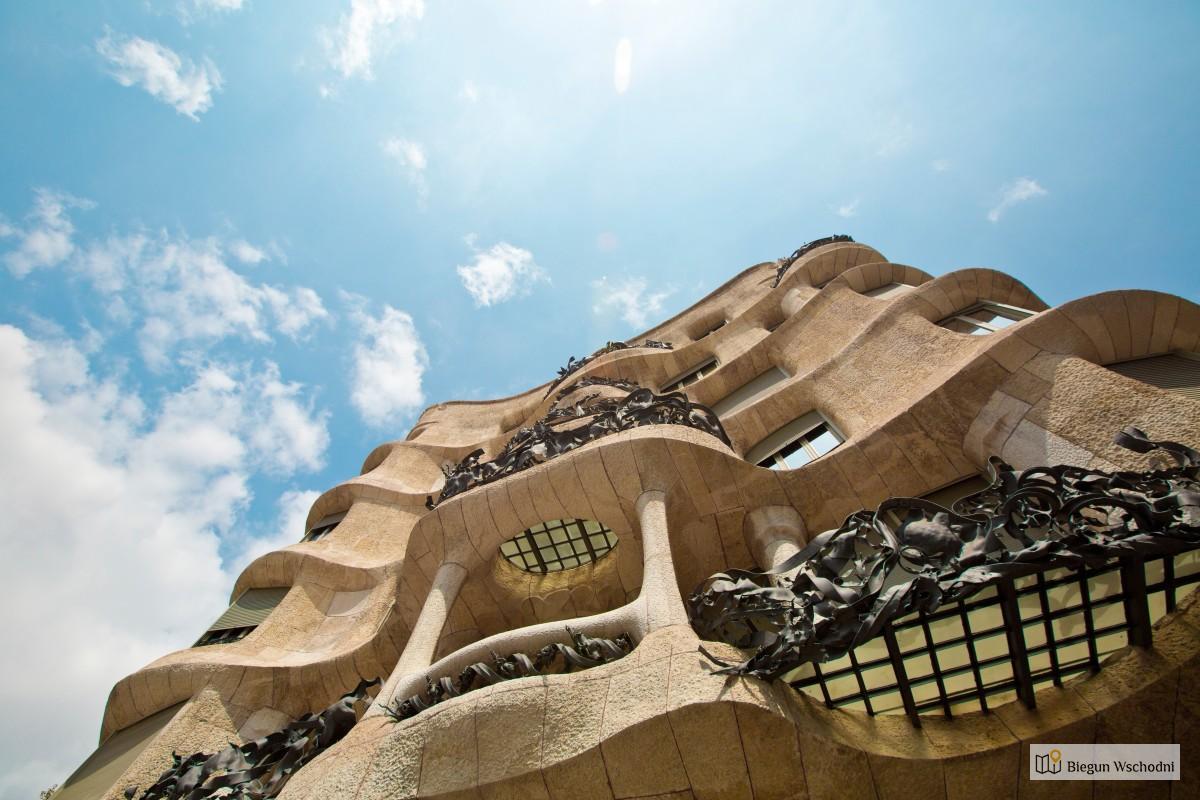 Atrakcje Barcelony - Gaudi