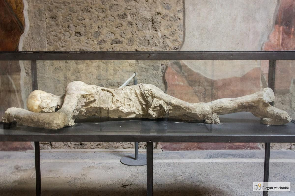 Co zobaczyć w Pompejach - Villa dei Misteri