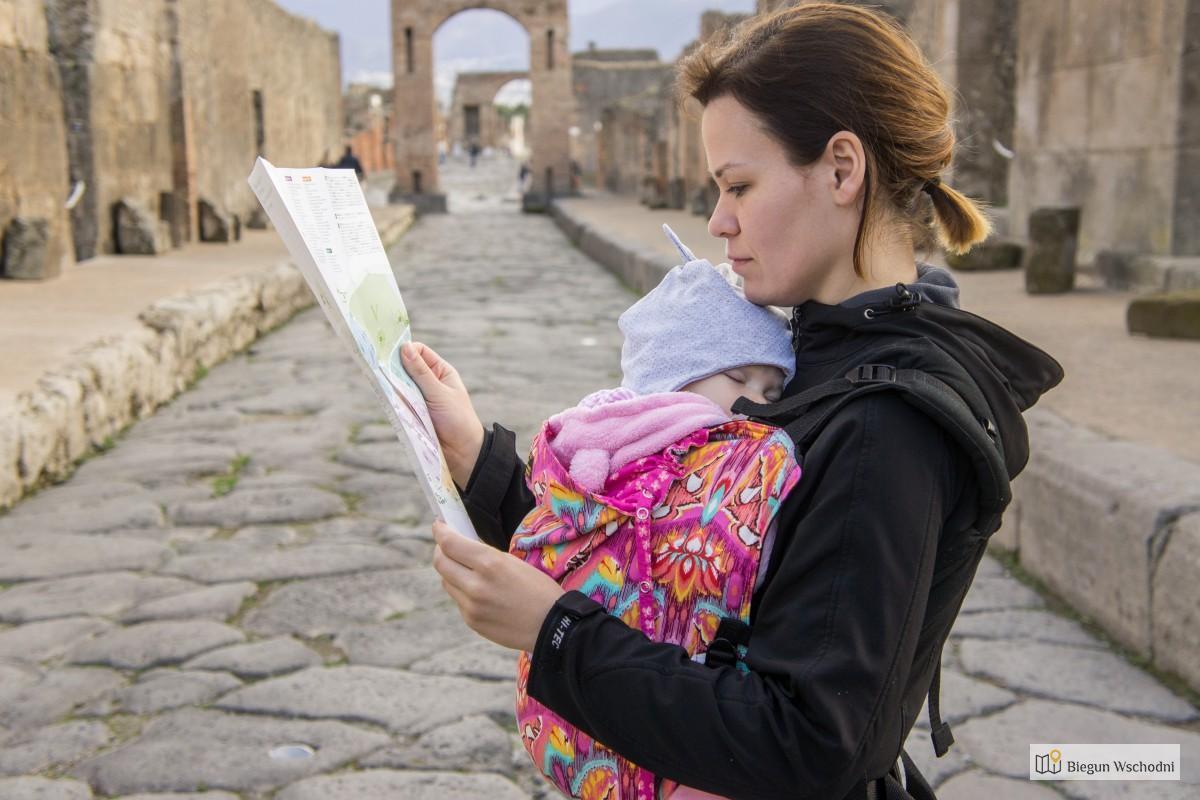 Jak zwiedzać Pompeje - poradnik i przewodnik