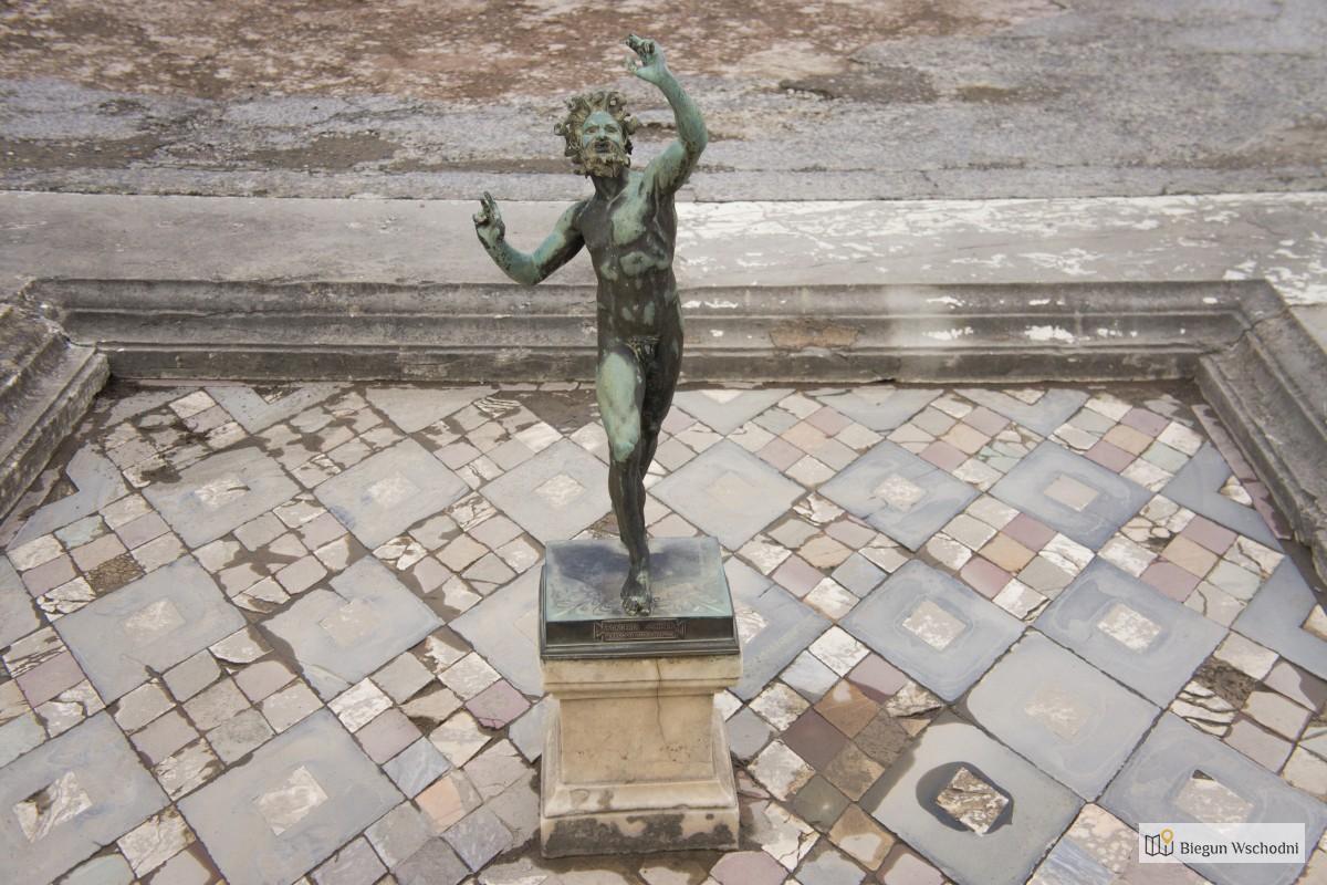 Dom Fauna - największe atrakcje Pompejów