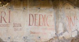 Przewodnik Po Pompejach - Napisy Na Murach