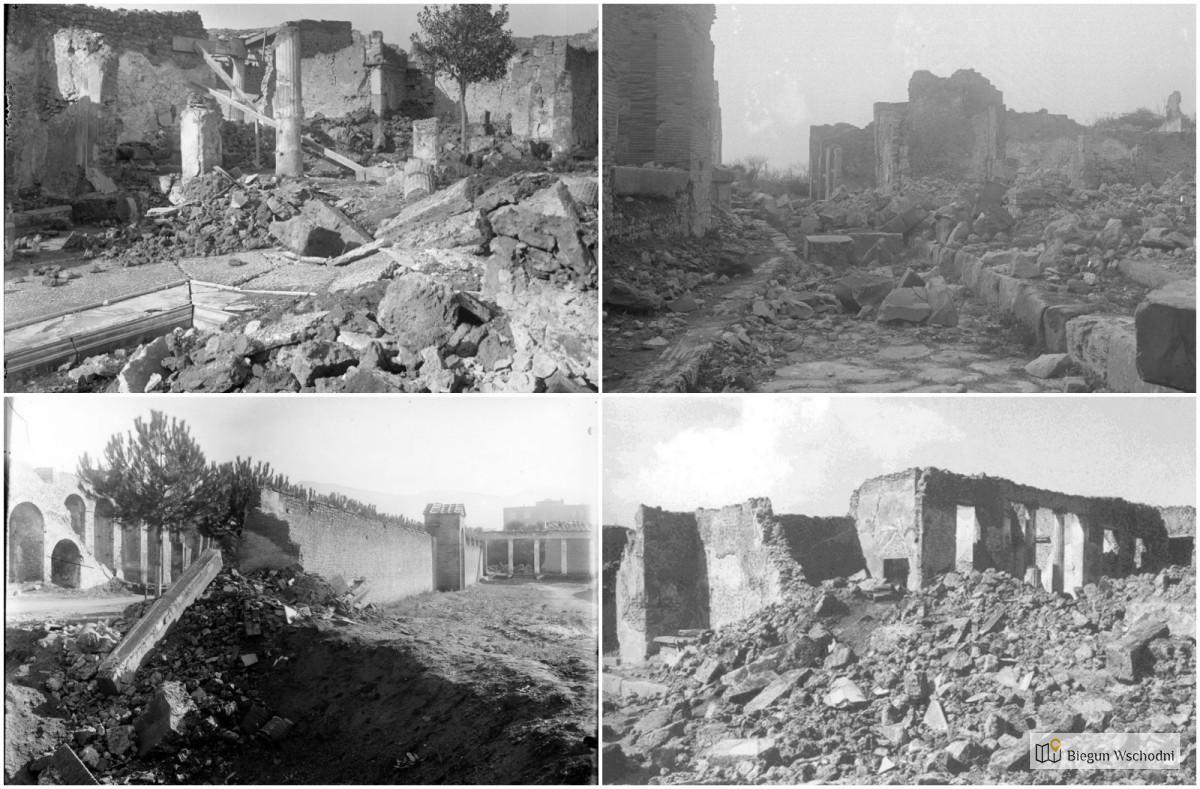 Pompeje w czasie wojny