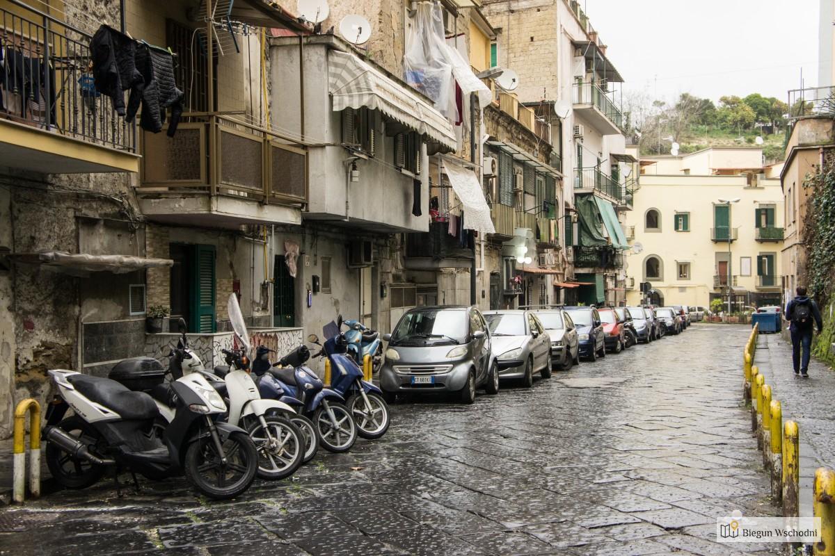 Spacerem po Neapolu - relacja z pobytu