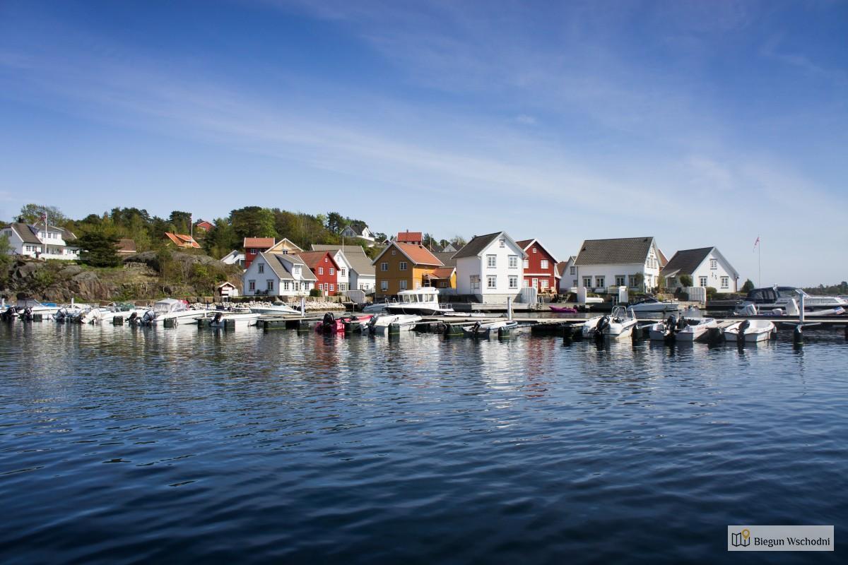 Gjeving - Wenecja Północy - największe atrakcje Norwegii