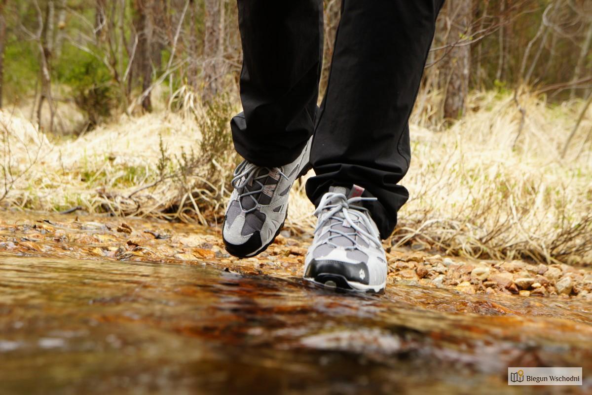 Jack Wolfskin Vojo Hike Texapore Low – Test I Recenzja Niskich Butów Trekkingowych