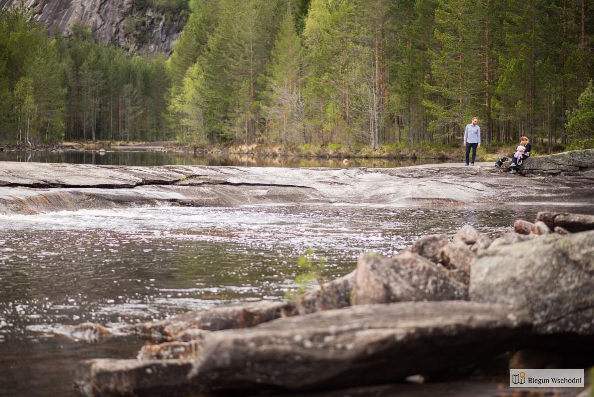 Jettegrytene - naturalny park wodny w Norwegii