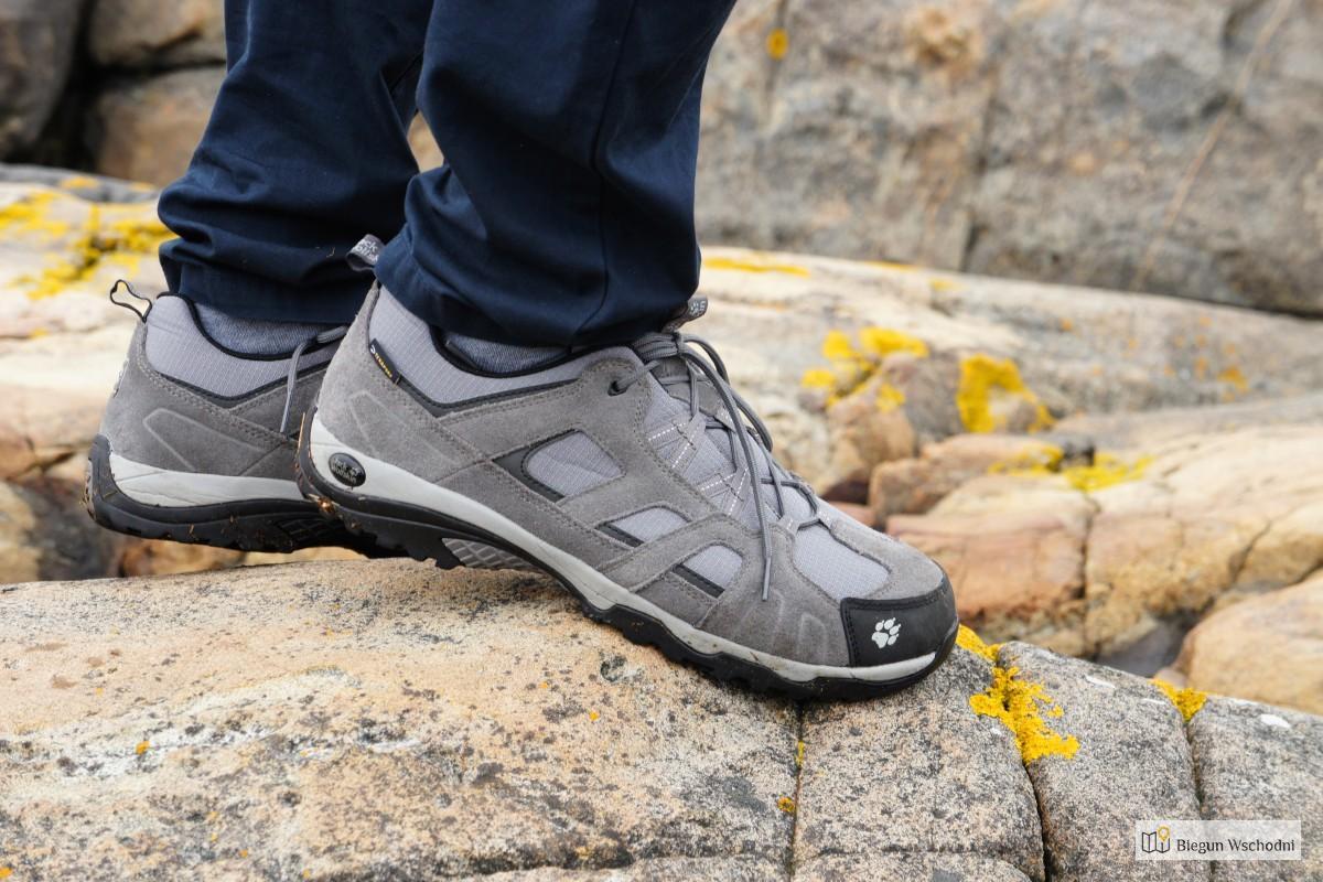 Jack Wolfskin Vojo Hike Low - test butów trekkingowych, recenzja, opinie