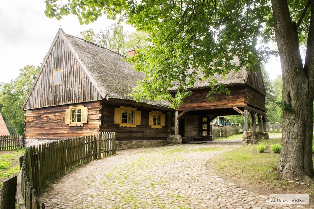 Skansen w Olsztynku, Muzeum Budownictwa Ludowego, Park Etnograficzny