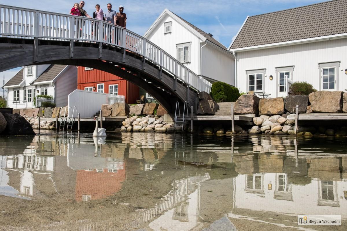 Gjewing - atrakcje Norwegii spoza szlaku