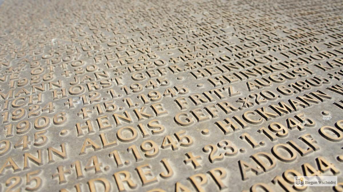 Słowacka Dolina Śmierci - cmentarz wojskowy