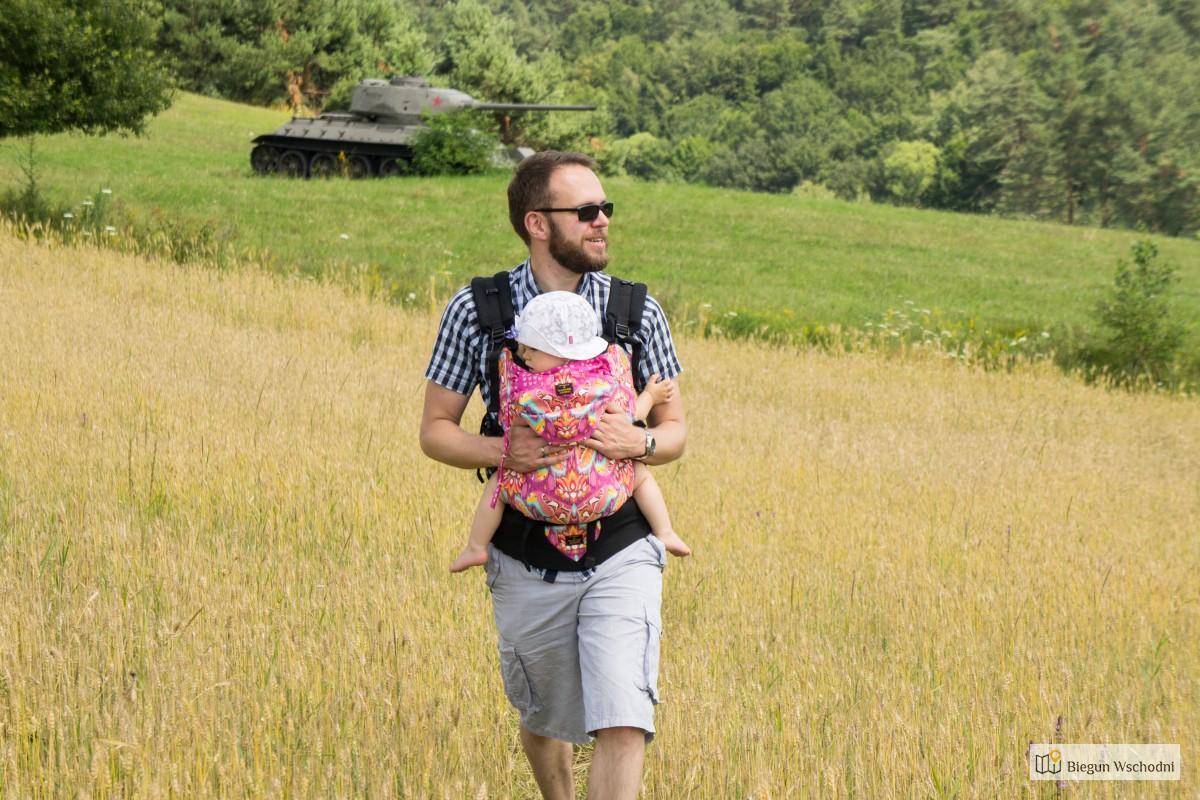 Słowacka Dolina Śmierci Kruzlova, Svidnik, czołgi