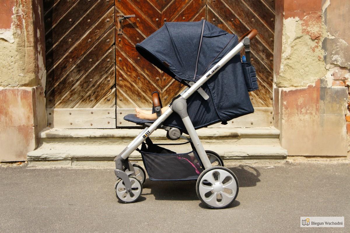 ABC Design Mint - test wózka spacerówki