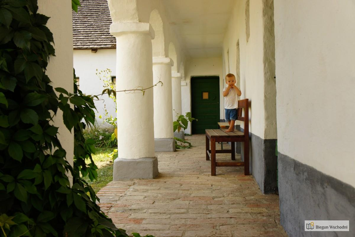 Museumsdorf Niedersulz - skansen koło Wiednia, Wiedeń z dzieckiem