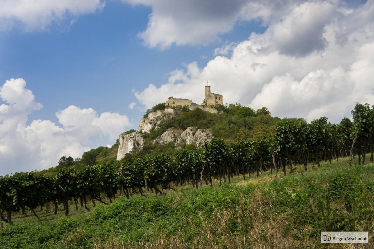 Atrakcje Dolnej Austrii. Ruiny Zamku Falkenstein