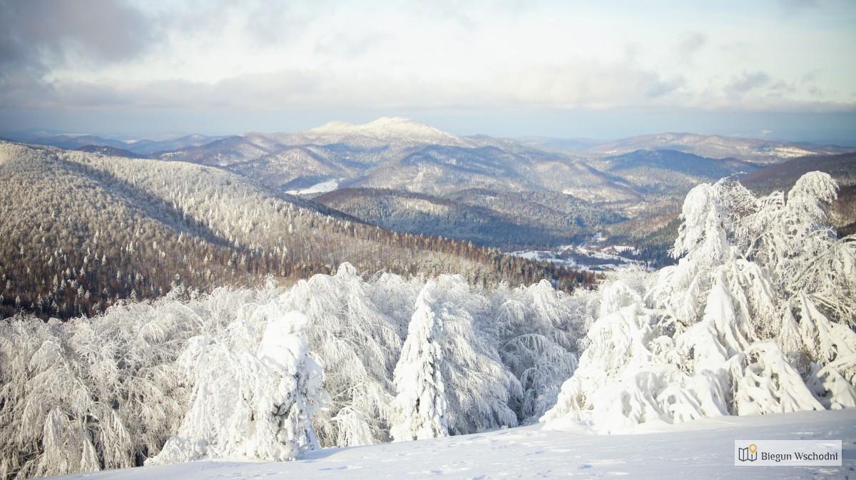 Bieszczady Zimą – Szlak Przysłup Jasło