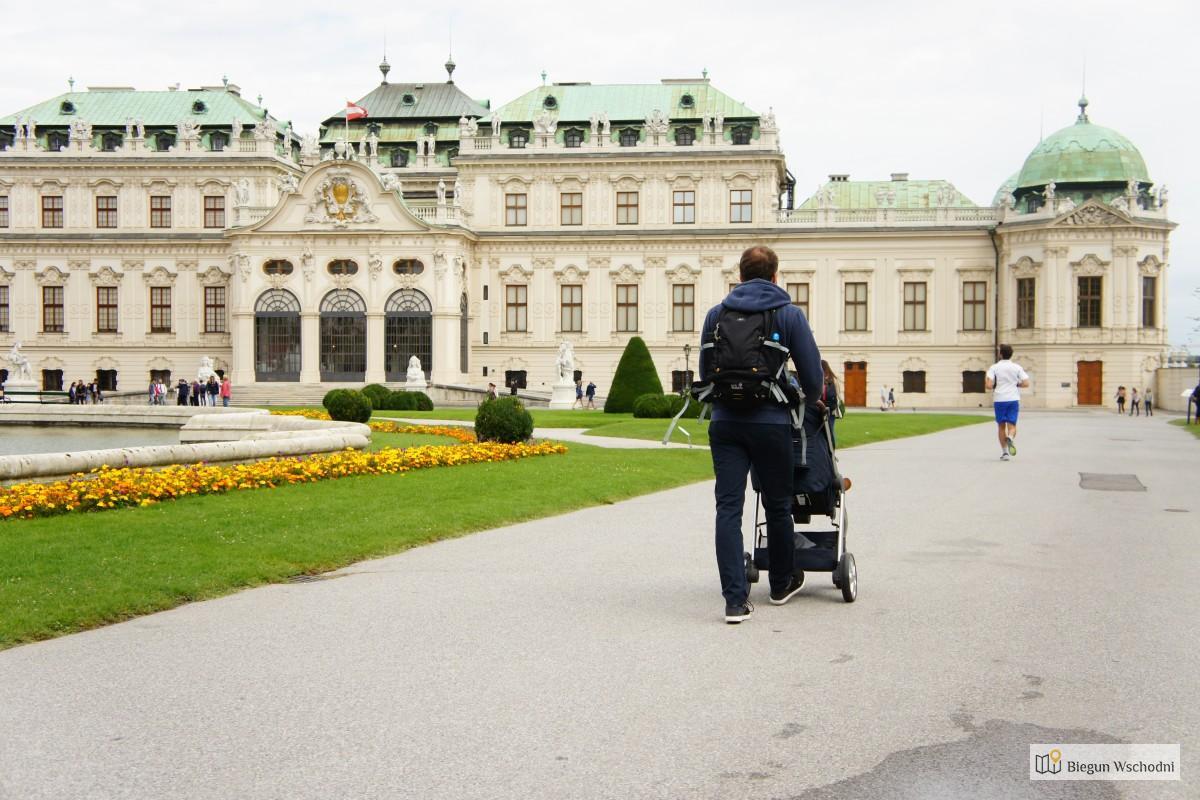 Wiedeń z dzieckiem. Atrakcje Wiednia - Belweder