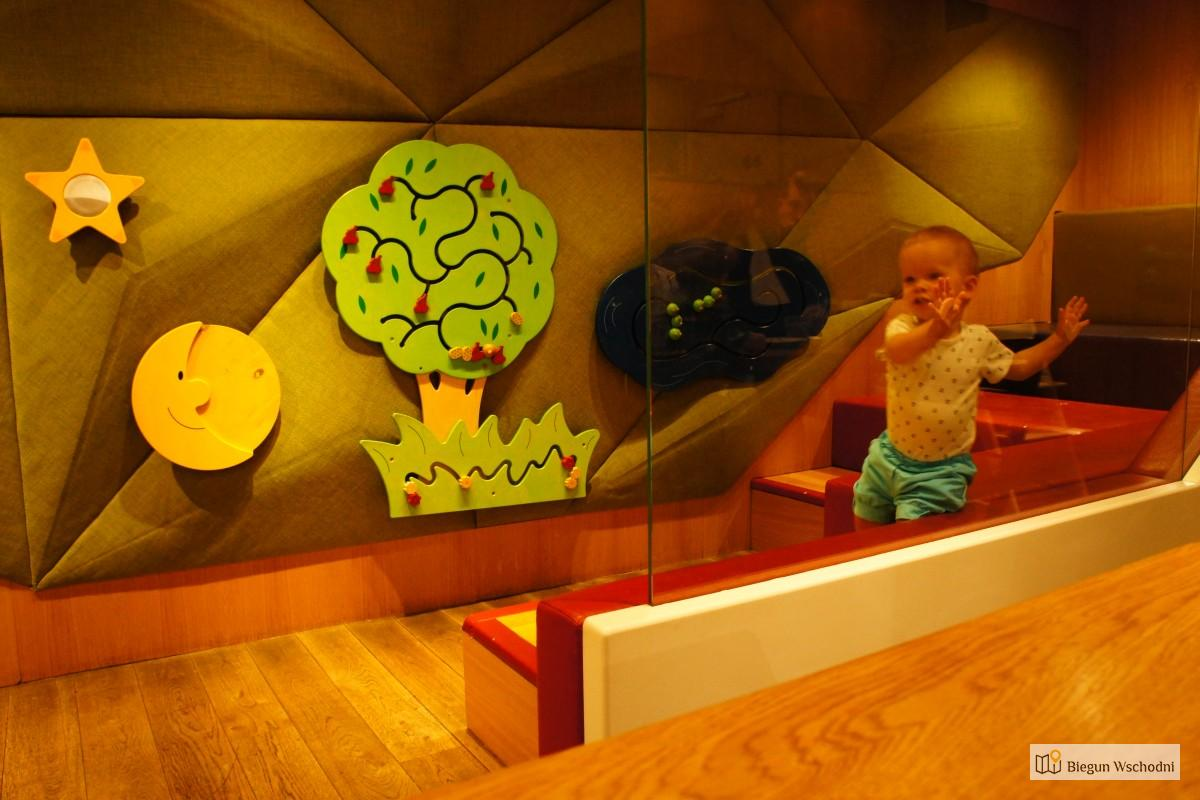 Wiedeń z dzieckiem. Restauracje z kącikiem dla dzieci Yamm
