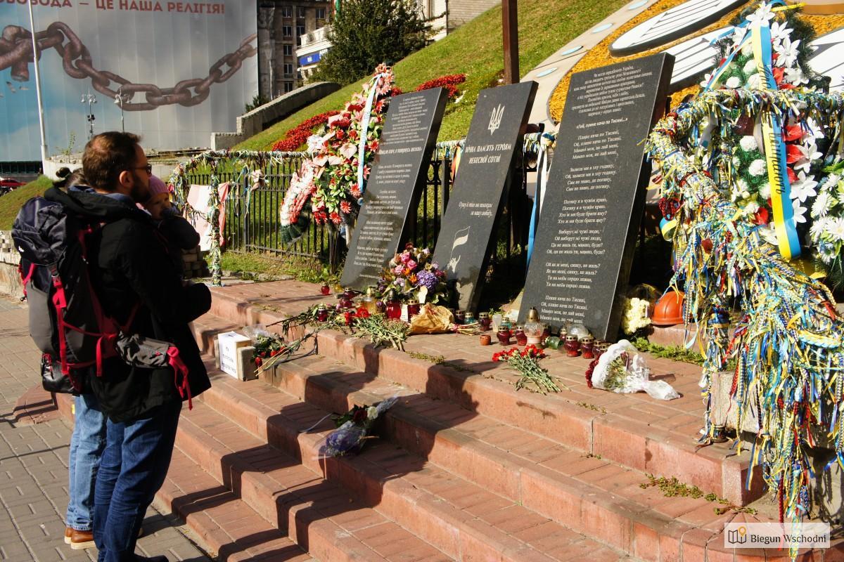 Co zobaczyć w Kijowie - Majdan Niezależnosti, Euromajdan
