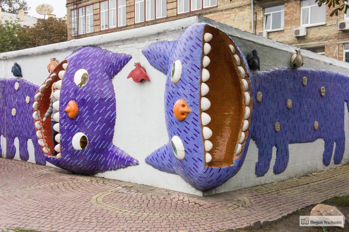 Kijów Aleja Pejzażowa - największe atrakcje Kijowa, co warto zobaczyć