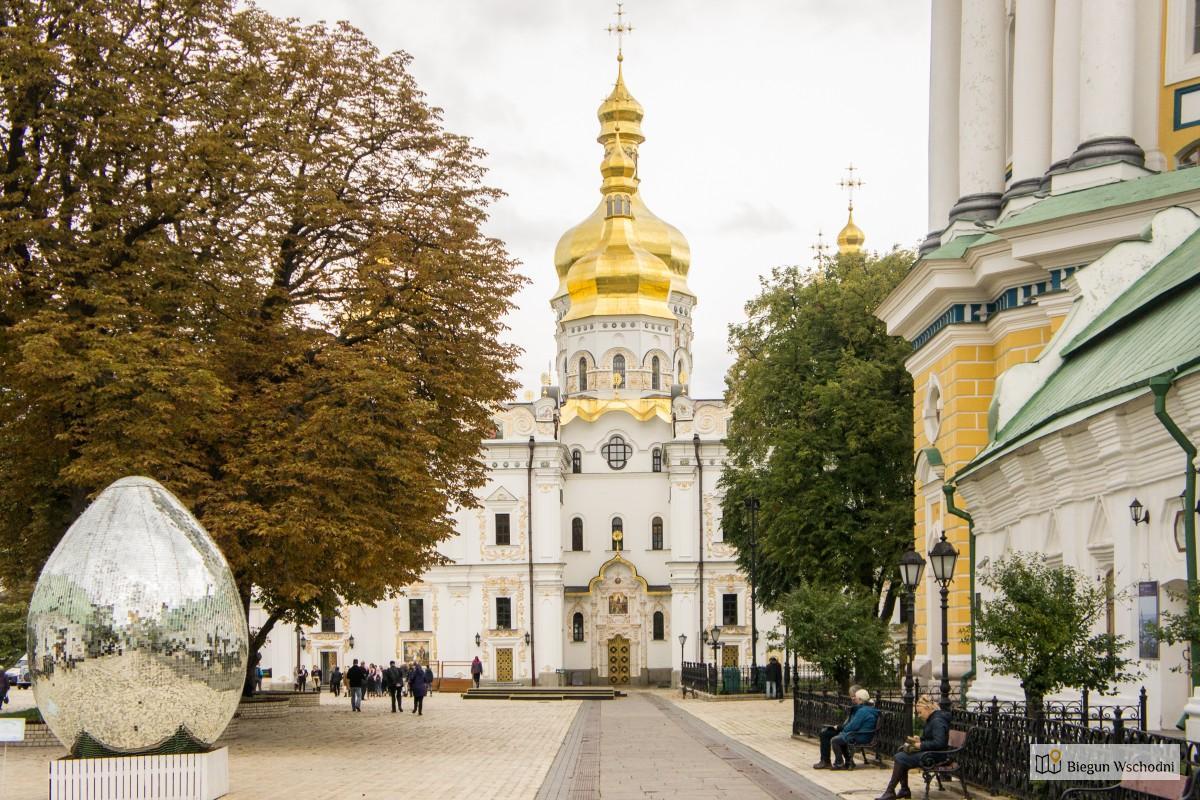 Największe atrakcje Kijowa, co zobaczyć w Kijowie - Ławra Peczerska