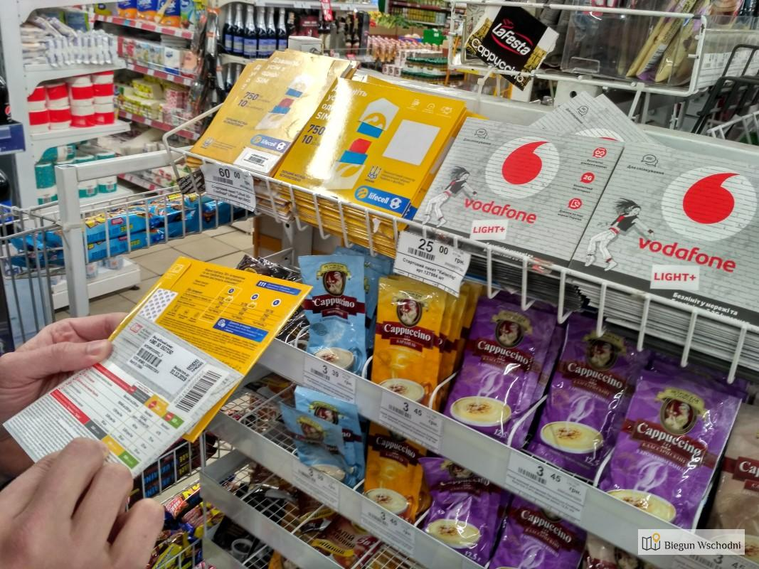 Gdzie kupić SIM na Ukrainie i jak zarejestrować