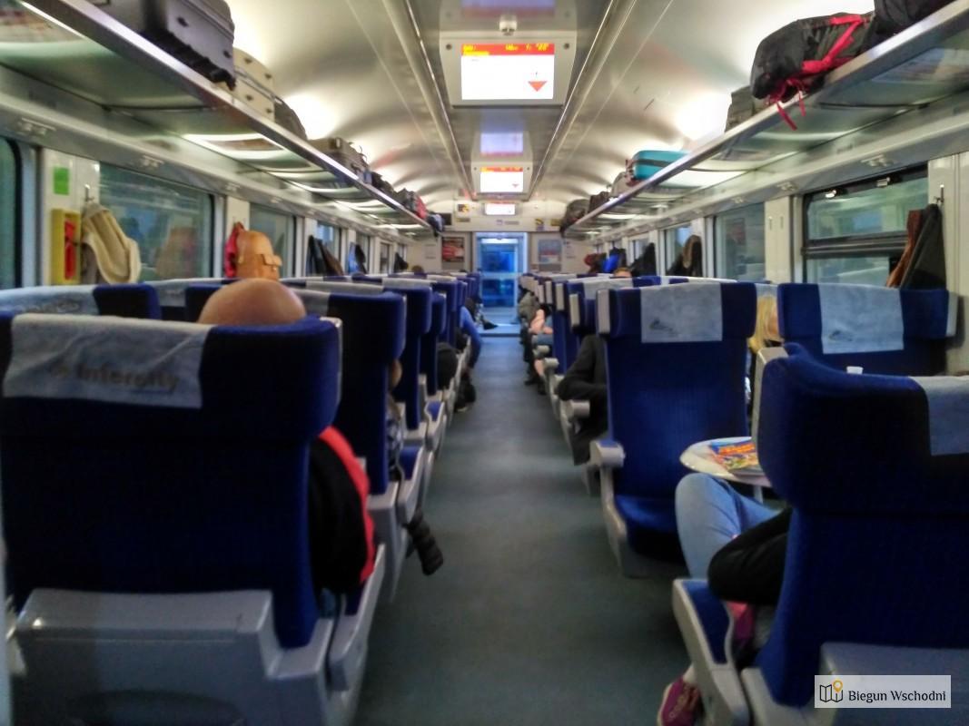 Pociąg do Kijowa z Przemyśla