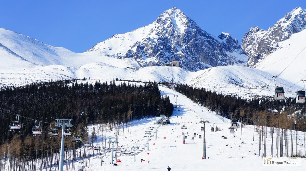 Urlop na Słowacji - Tatrzańska Łomnica, narty na Słowacji