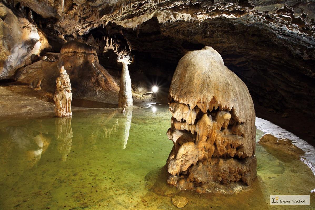 Urlop na Słowacji - jaskinia Beliańska