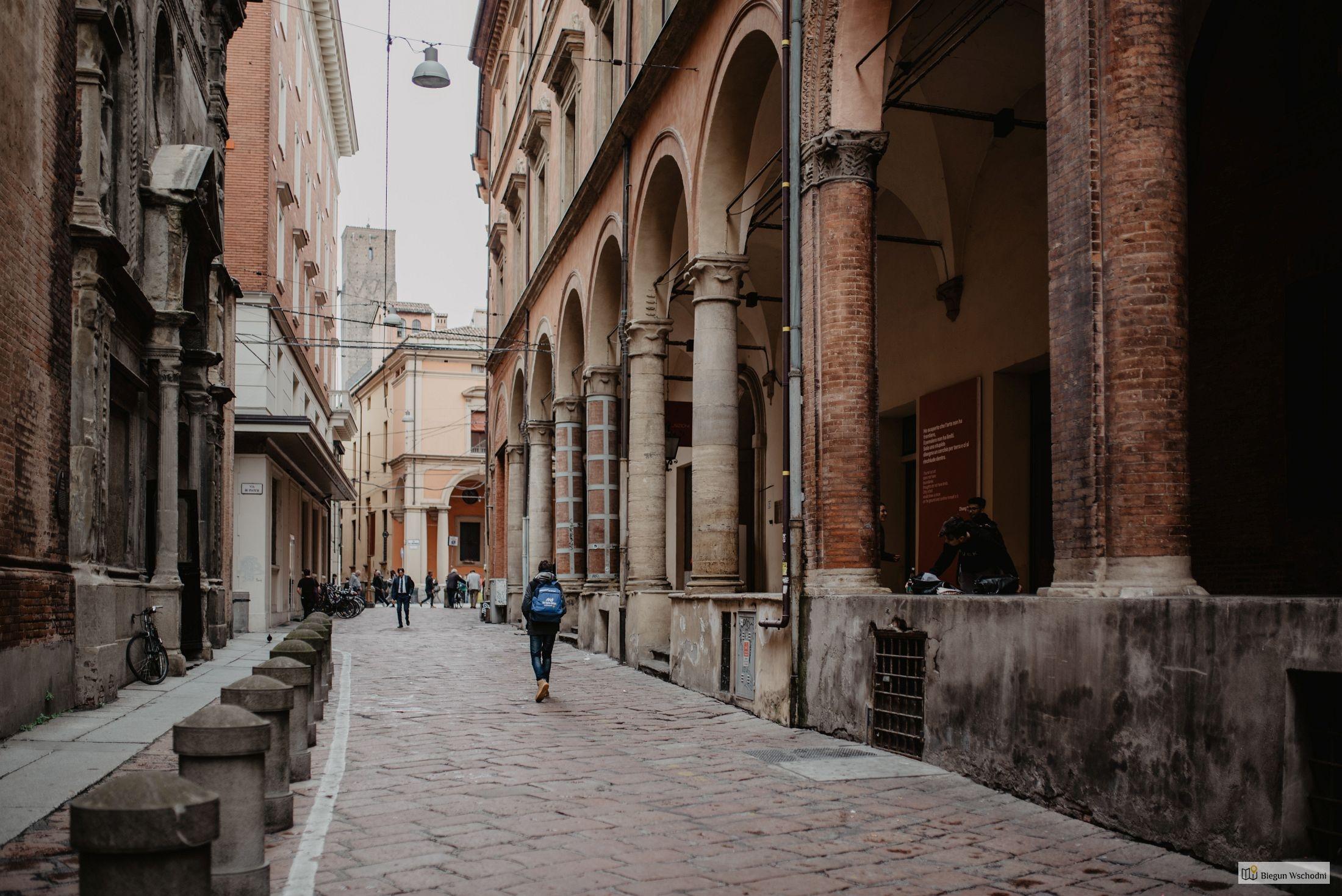 Włochy, Bolonia. Co zobaczyć, atrakcje turystyczne, spacer po Bolonii