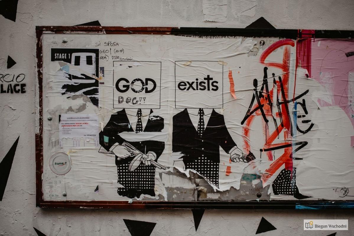 Street Art Przy Via Del Guasto W Bolonii