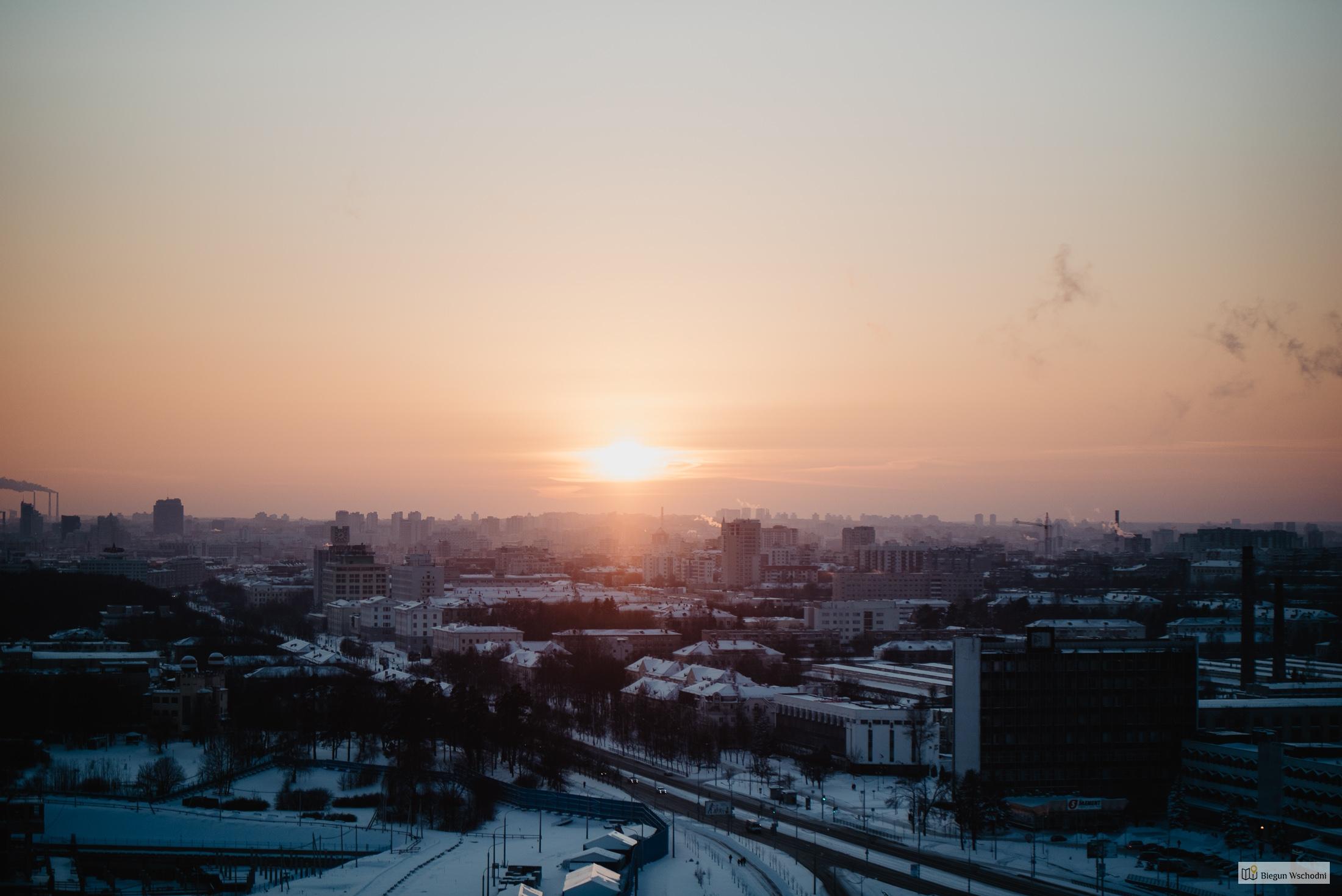 Mińsk w marcu, co zobaczyć, atrakcje Mińska