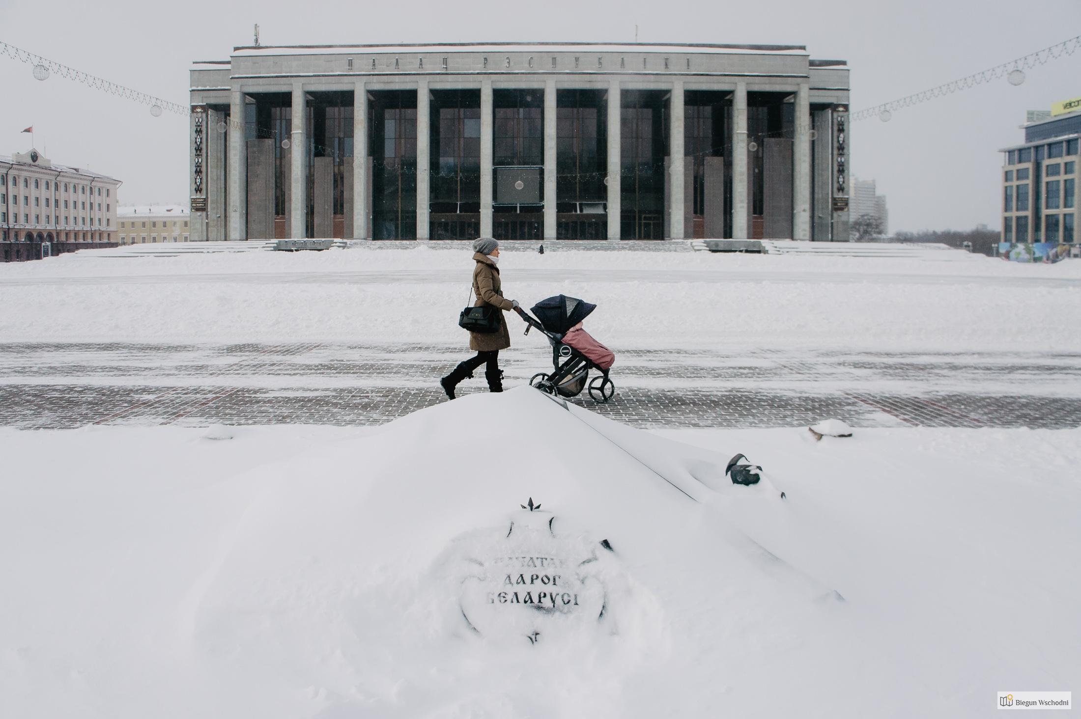 Mińsk w marcu - co zobaczyć, przewodnik